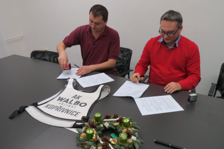 Since 2019 WALBO has been a general partner to Motorcycle Speedway Kopřivnice